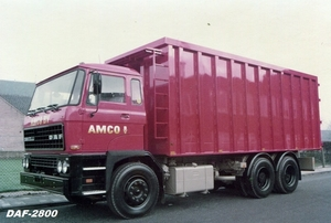DAF-2800 Amco bv