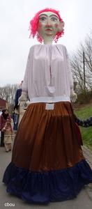 1401 Baulers - Mme Bellemoche (recto)