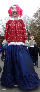 1401 Baulers - Mme Bellemoche (verso)
