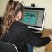 27) Jana oefent in het Paint-programma