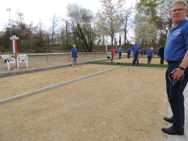 235. Opening petanquebanen 16 April