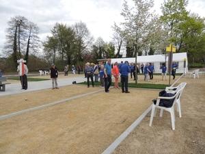 239. Opening petanquebanen 16 April