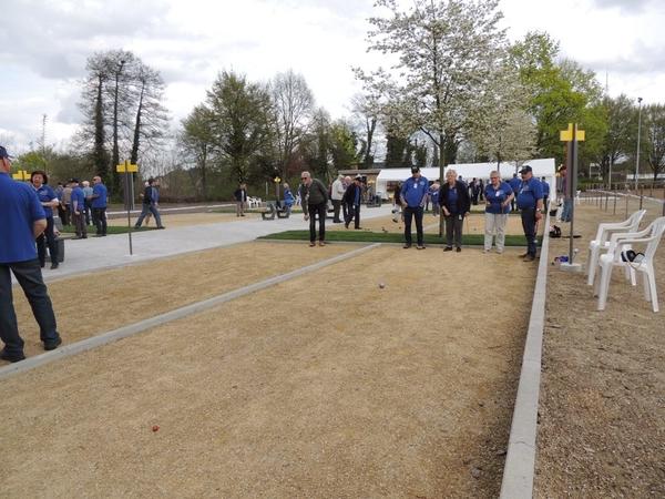 241. Opening petanquebanen 16 April