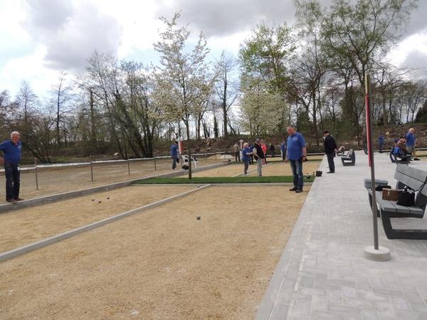 251. Opening petanquebanen 16 April