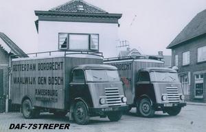 DAF-C  (1955) 7 STREPER