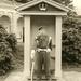 24 Wachtthuisje binnen de poorten 15 tot 29-12-1966