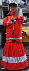 8620 Nieuwpoort - Luc de Pompier