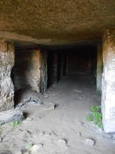 118 de Romeinse cisternes van oud-Eleftherna