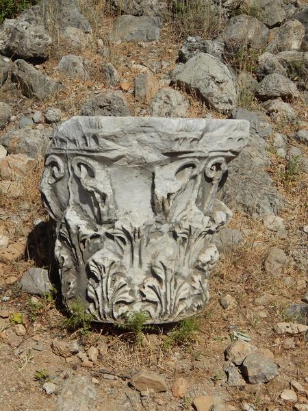 341 romeinse resten in lissos