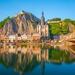Dinant city in Belgium_Ultra HD