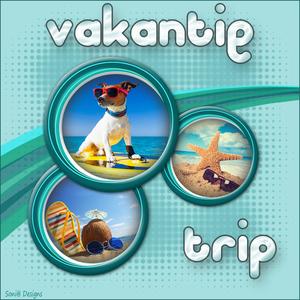 vakantie trip