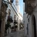 3C Locorotondo _straat en klokkentoren