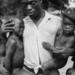 1953: bezorgde papa