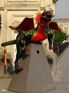 1000 Bruxelles (Ommegang) - le Dragon