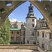 Burcht en kasteel Friedland