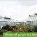 De botanische tuin van Liberec