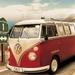 VW Bus California (MBabes Vintage Cars Garage)