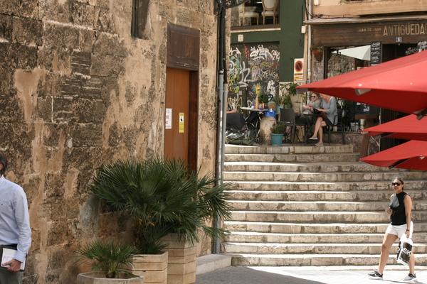 Mallorca reisduiveltje