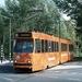 3071 van tramlijn 6 heeft net De Uithof verlaten
