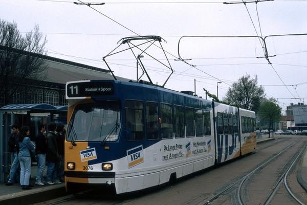 3076 Station Hollands Spoor