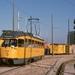 1329 in dienst op lijn 11 bij Scheveningen Haven