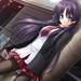 8607-women-school_uniform-purple_hair-anime_girls-blue_eyes-Takam