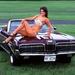 Mercury cougar (MBabes Vintage Cars Garage)