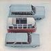 volkswagen bus (MBabes Vintage Cars Garage)