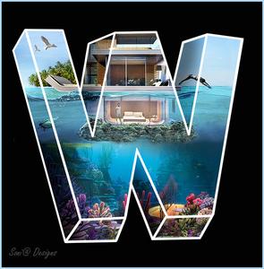 letter w 0 kopiëren