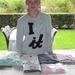 06) Blije Jana met haar kleren van C&A