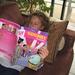 07) Jana met haar lectuur