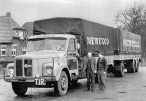 Dijkman - Slochteren  Scania76 Super Combi