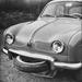 1956 Renault Dauphine reservewiel