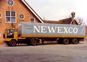 Newexco - Winschoten  Volvo F88