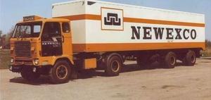 Newexco - Winschoten met koffer trailer
