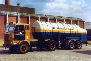 Newexco Tank vervoer