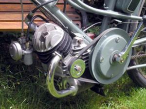 1954 Riva Sport RSI-Motobloc,