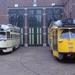 1022 + 1150 Trammuseum Den Haag 02-05-1993