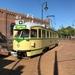 Na een dagje Tourist Tram staat de 1180 weer veilig bij het HOVM.