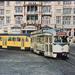 2110 tram, nog zonder beugel. Op weg naar de remise