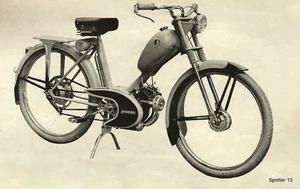 Motobloc - bj.1955 - Type 492-RSI
