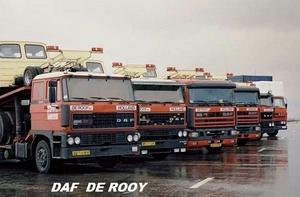 DAF- DE ROOY