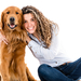 Dogs_White_background_Brown_haired_Smile_Retriever_513680_1600x90