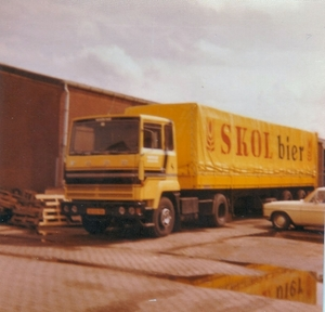 Chauffeur; Lammert Snoeink