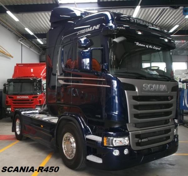 SCANIA-R450