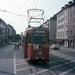 Op 16-04-1974excursie naar het trambedrijf van Aachen. Dit trambe