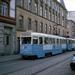 Zweden en Noorwegen kwamen wij ook in Oslo. Het tramnet daar was
