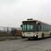 Een opname van bus 15 uit het pro-tram tijdperk