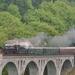 Ook in Duitsland zijn mooie viaducten. De DB 41 360 in Willingen