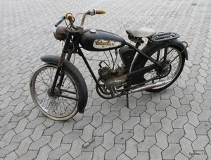 Zündapp - 257 bj.1958 - 43cc